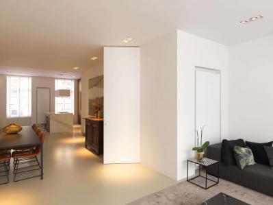 plafondhoge-deur-ingewerkte-deurkader-Nordex