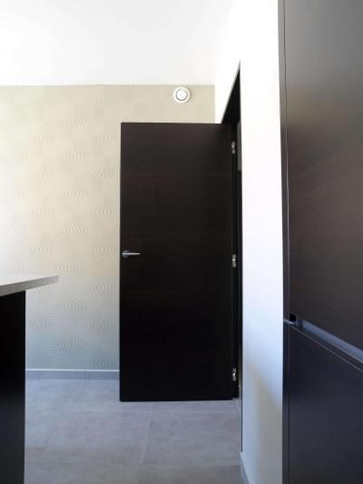 moderne-deur-wengé