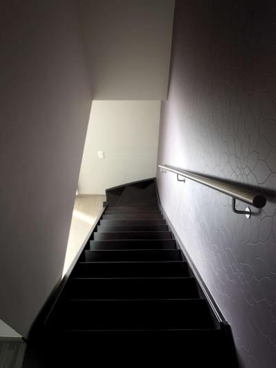 Nordex-trap-tussen-muren-hout
