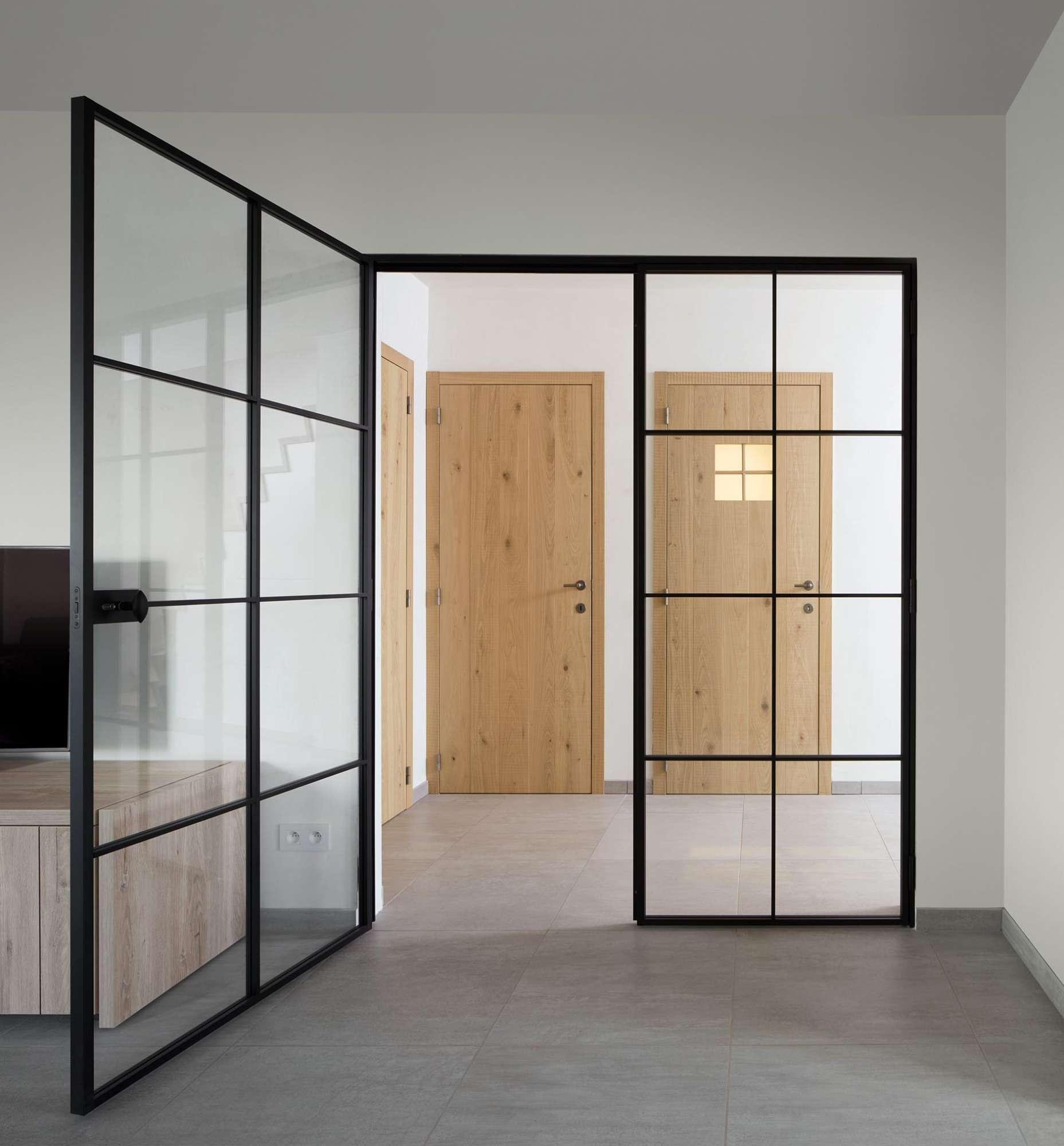 steellook-dubbele-deur-houten-binnendeuren
