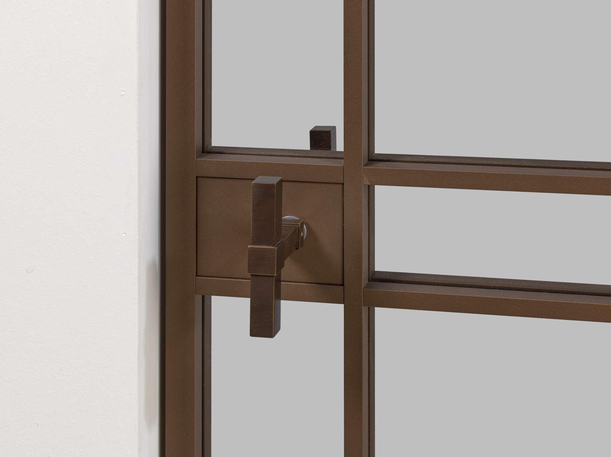 steellook-deurklink-brons