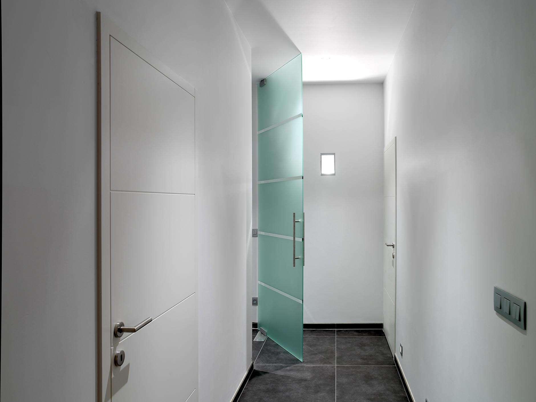 glazen-deur-gelakte-deur-tekening