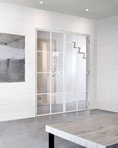 witte-steellook-deur-glas