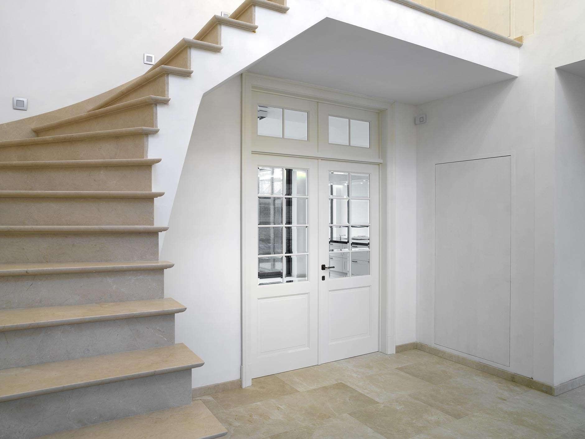 dubbele-hoge-binnendeur-glas-wit-gelakt