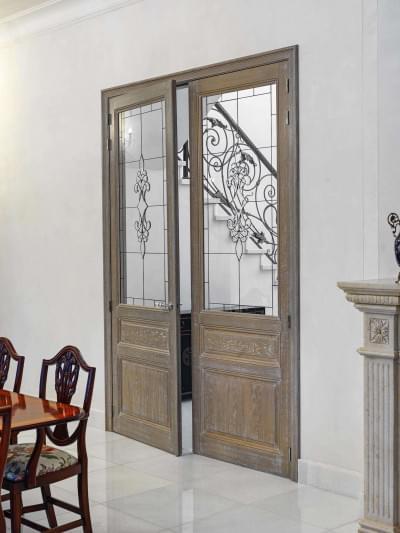 dubbele-deur-glas-in-lood