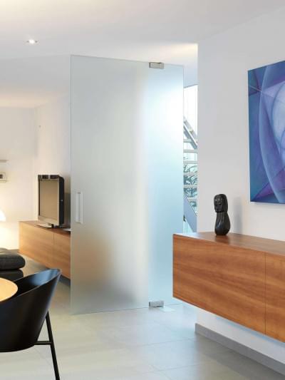 glazen-deur-vloerpomp-mat