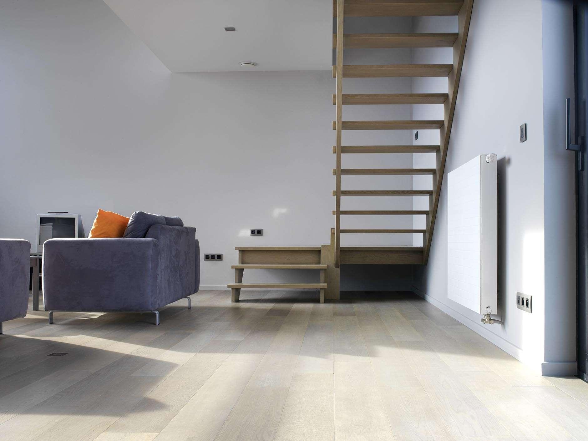 moderne-houten-trap-draai