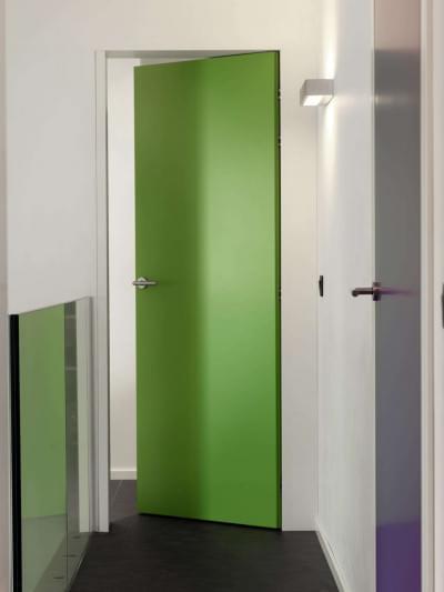 groene-binnendeur