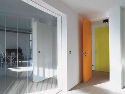 moderne-binnendeur-kleurrijk