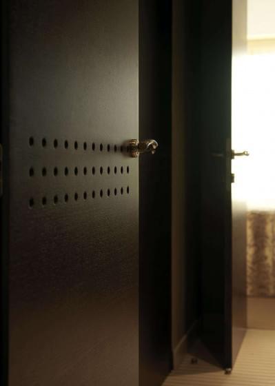 binnendeur-wengé-motief